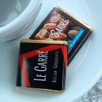 chocolate side treat