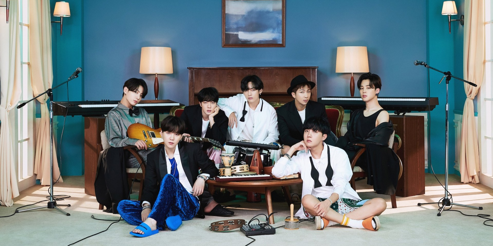 Spotify lets you find out which song you are from BTS' new album, BE