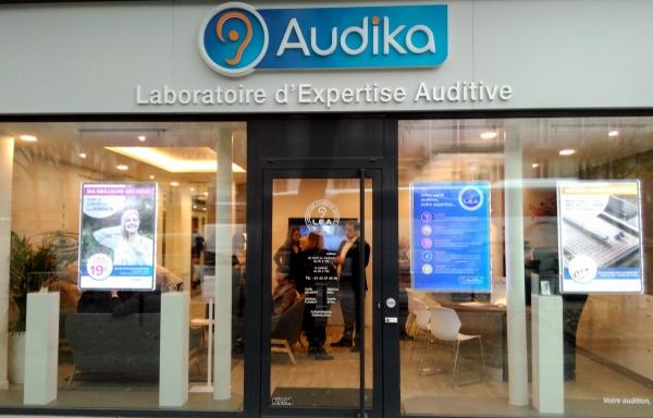 Centre D'Audition Audika à Paris