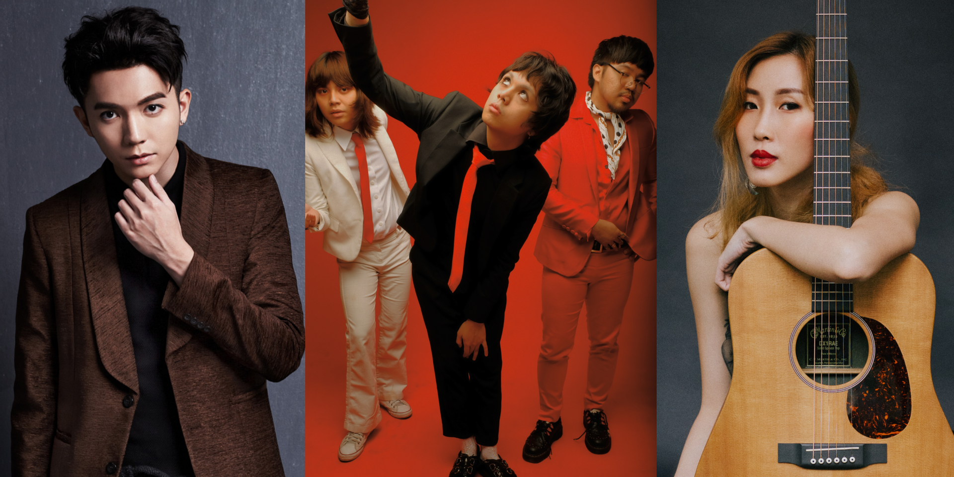 IV of Spades, Haoren and Adia Tay to perform at Marina Bay Sands' Open Stage this July