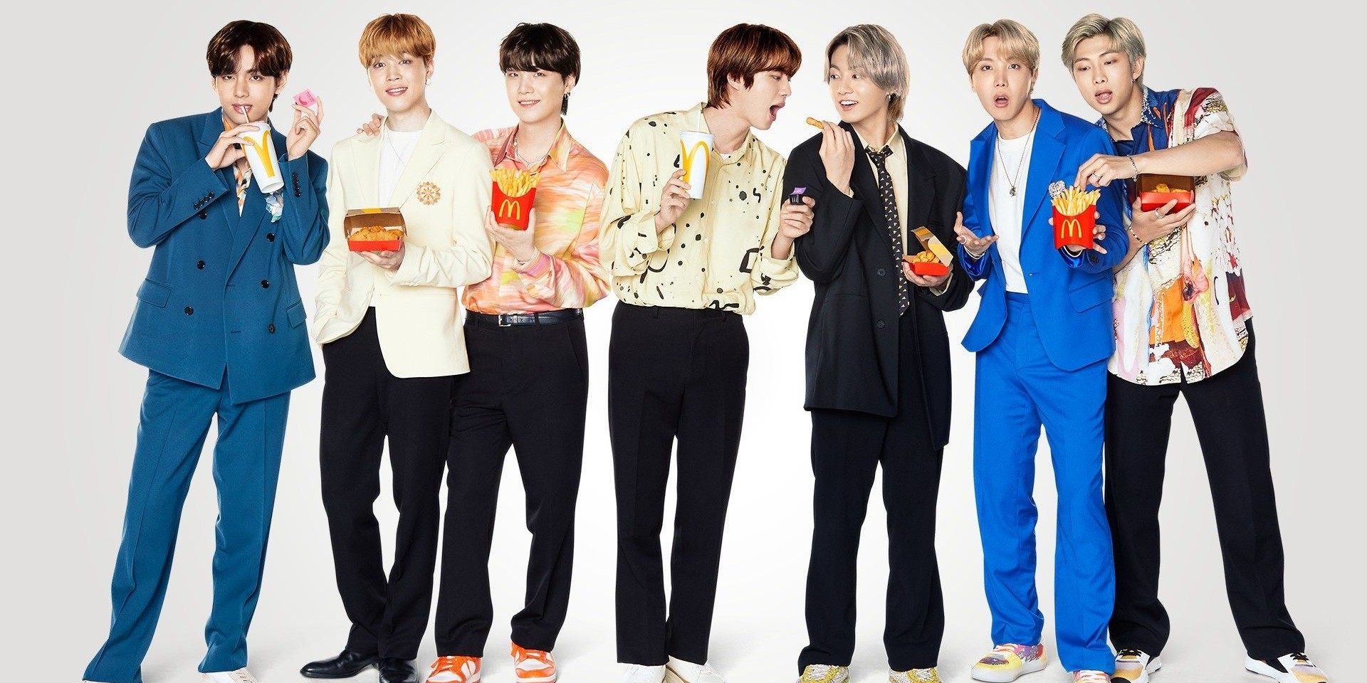 The BTS Meal is arriving in Singapore, only available via delivery: here's all you need to know