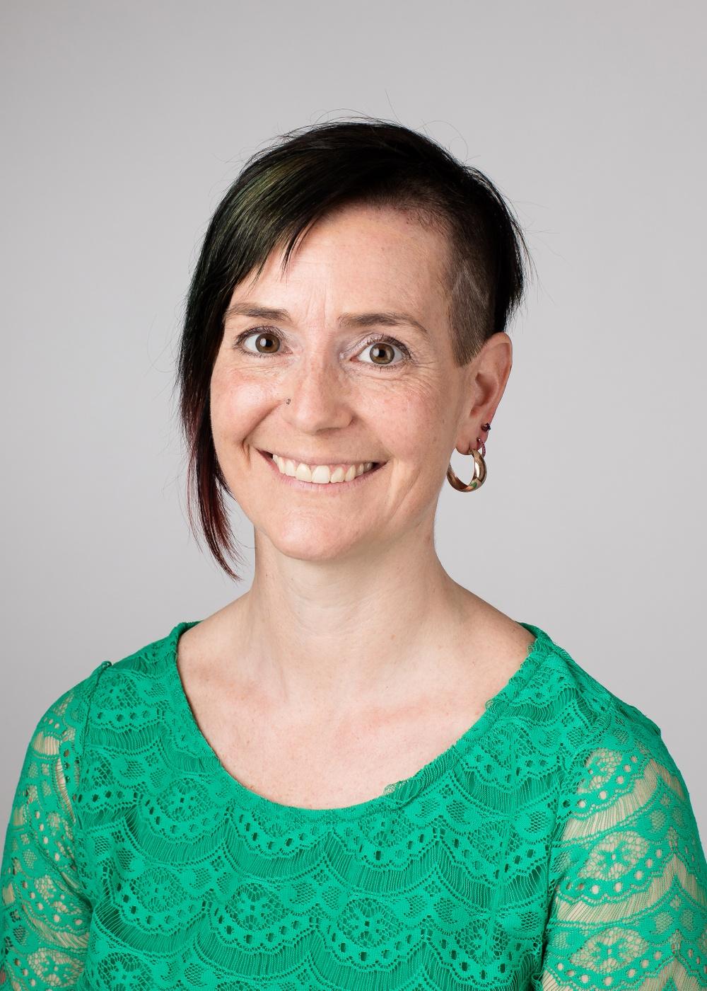 Djurskyddet Sveriges generalsekreterare Åsa Hagelstedt.