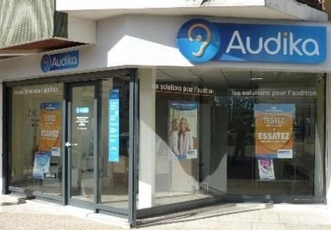 Photo du centre Audika de Montgeron