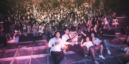 Red Ninja celebrates music and friendship in Year Ender show – photo gallery
