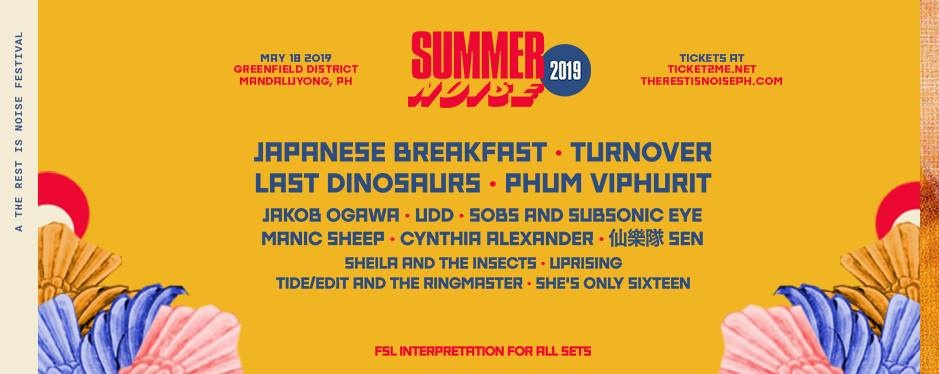Summer Noise 2019