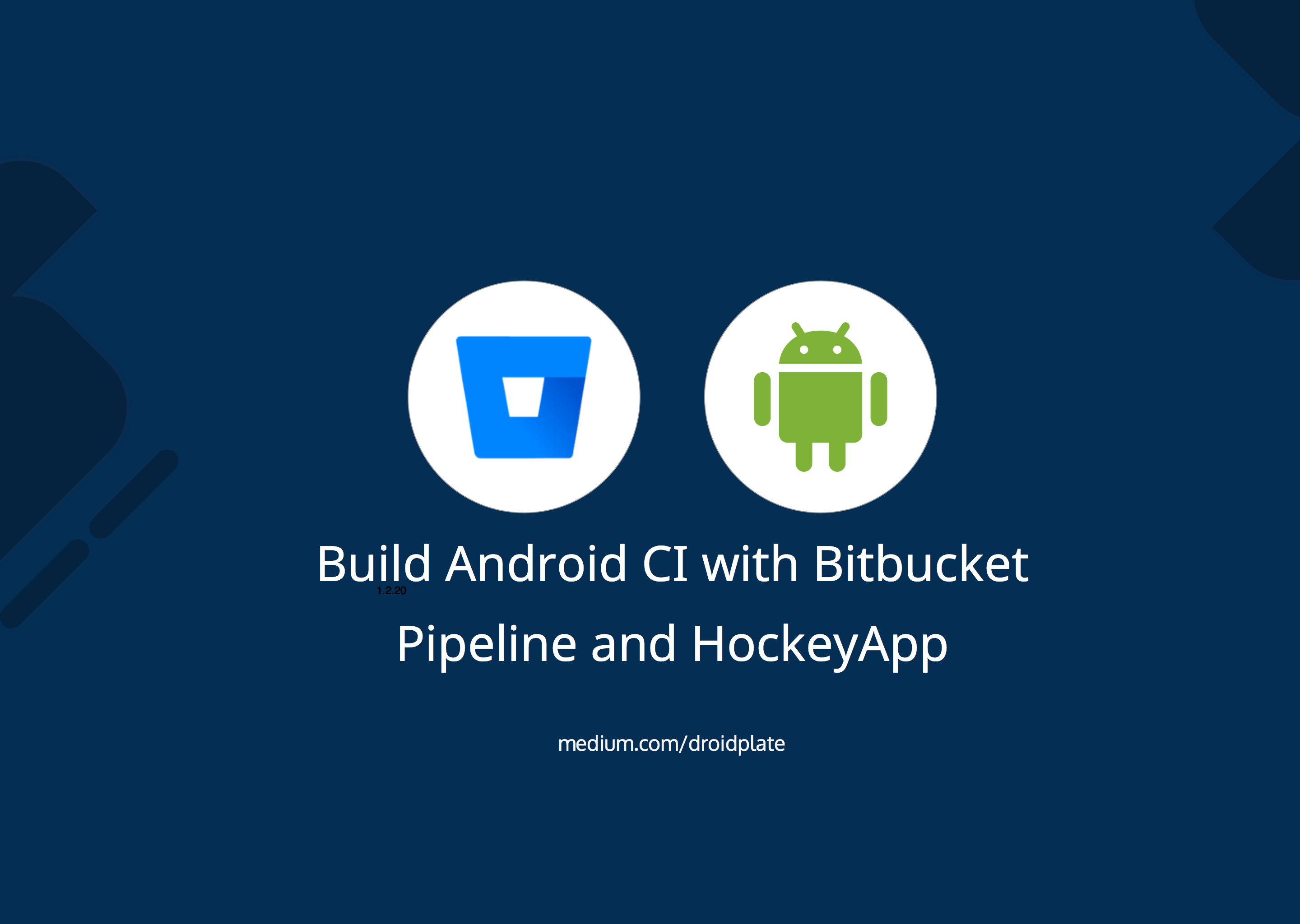 Build Android CI with Bitbucket Pipeline and HockeyApp Part1