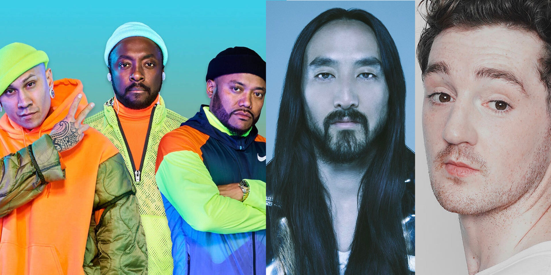 Supersonic 2020 cancellation announced - lineup included Black Eyed Peas, Clean Bandit, Steve Aoki, and more