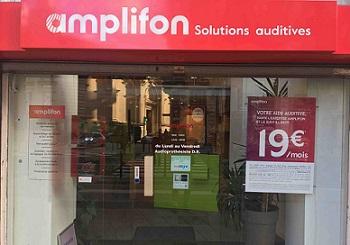 Photo du centre Amplifon de Nîmes