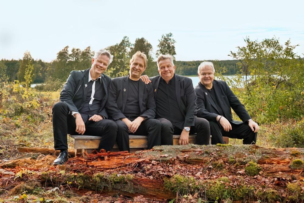 JP Nyströms, medverkar på Berättarfestivalen 2020. Foto: Ulf B Jonsson