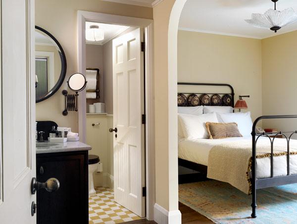 A 'Tiny plus' room