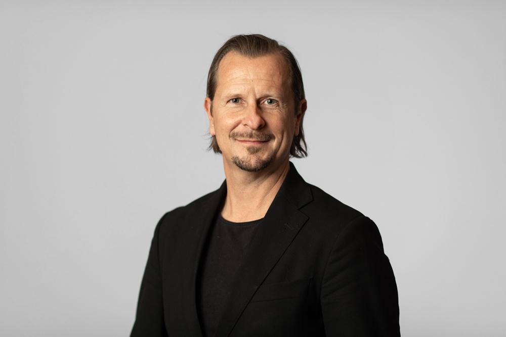 Thomas Anderson, försäljningschef BK Häcken