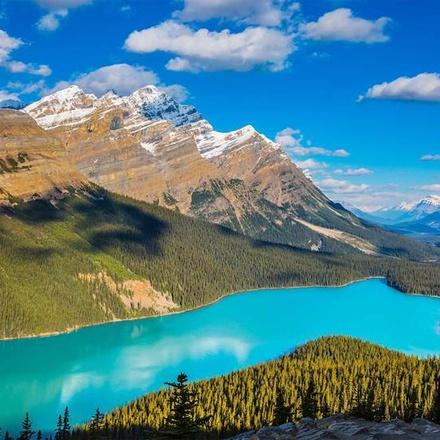 Great Resorts of the Canadian Rockies with the Rocky Mountaineer - 2022
