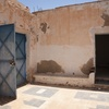 Doorway 2, Tomb and Synagogue, Al-Hammah, Tunisia, Chrystie Sherman, 7/13/16