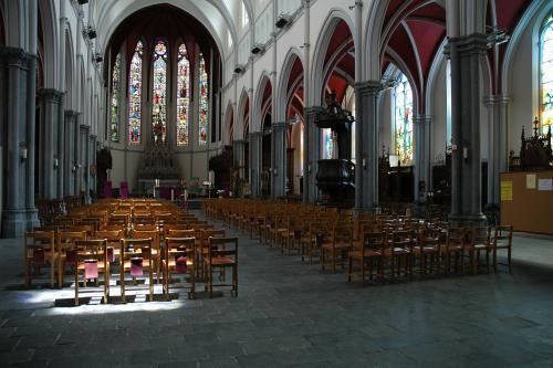 Eglise Saint-Hilaire, Halluin
