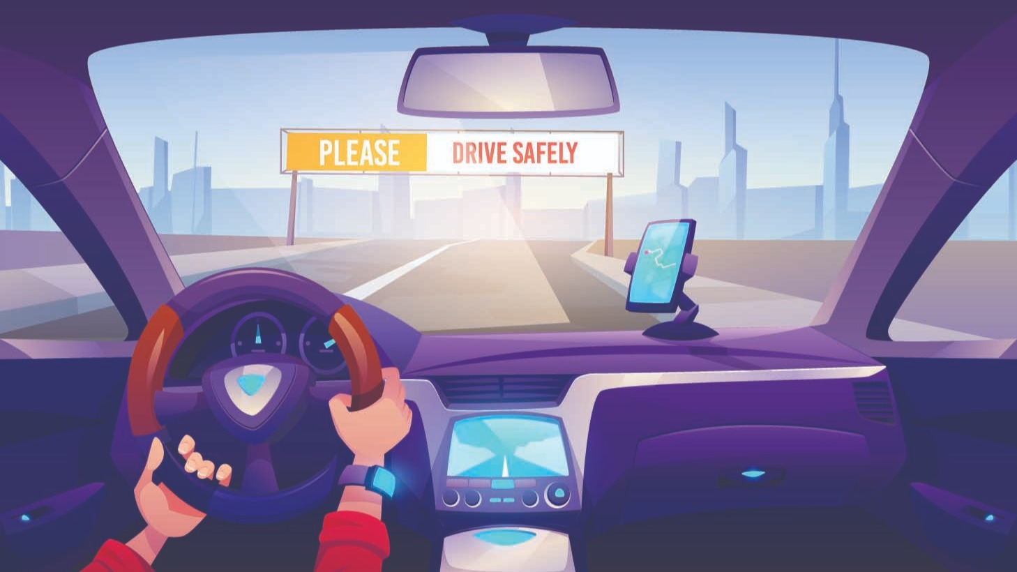 Représentation de la formation : FORMATION RISQUES ROUTIERS - Conduire en voiture ou en véhicule utilitaire, les bonnes pratiques - 1 jour - Présentiel