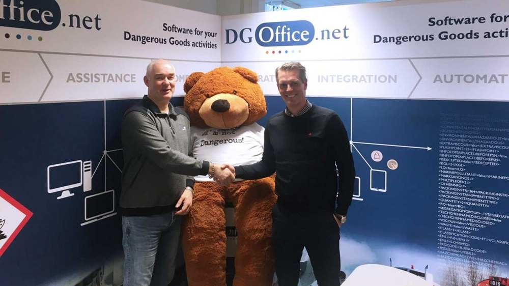 DGOffice partners with Consafe Logistics