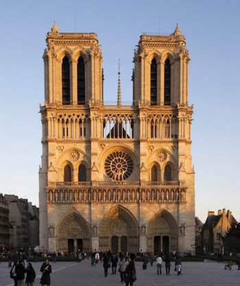 Cathédrale Notre-Dame, Paris (FR)