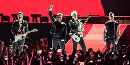 Twitter reacts to U2's upcoming Singapore Show