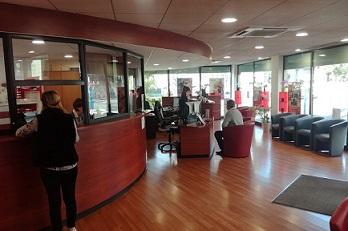 Photo du centre Amplifon de Montpellier