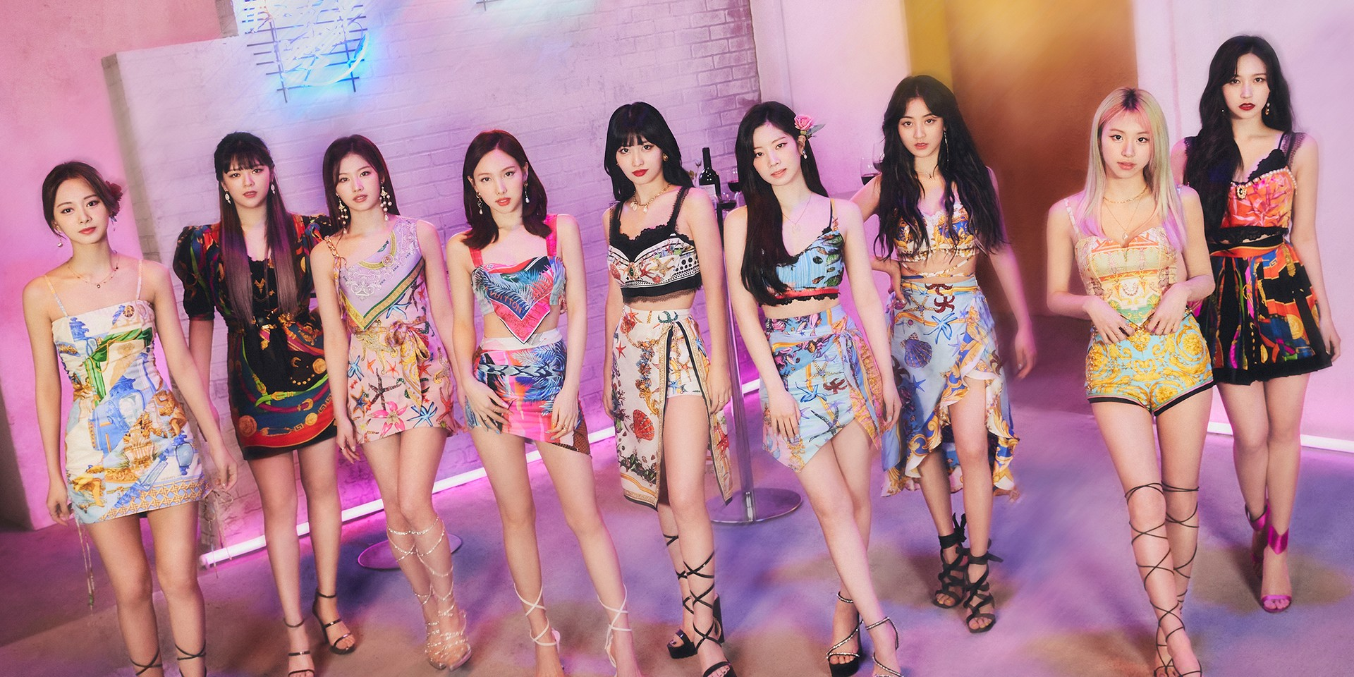 TWICE's 10th mini-album 'Taste of Love' is out this June, here's what you need to know