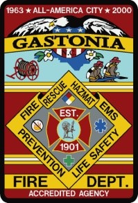 Gastonia Fire Department