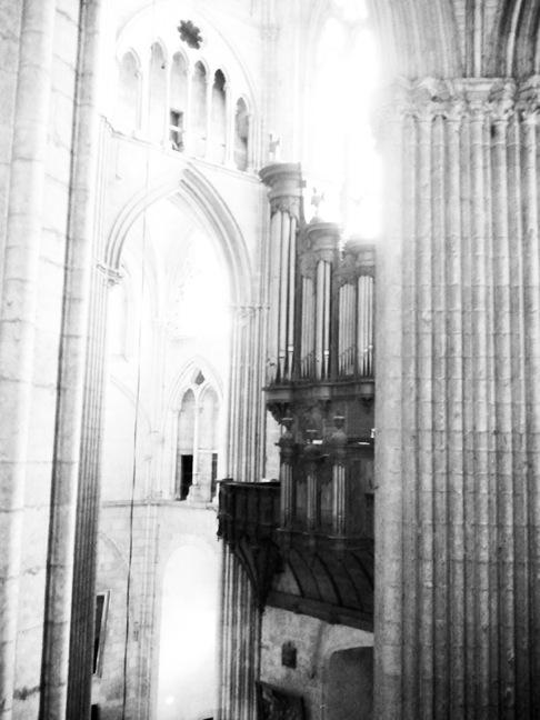 Cathédrale Saint-Etienne, Bourges