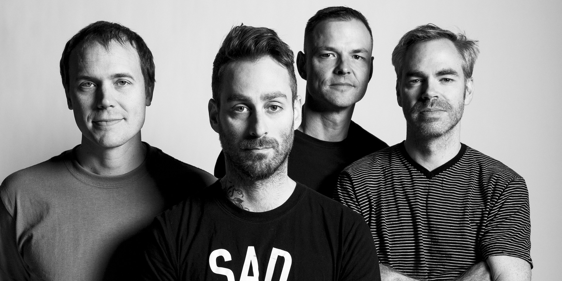 "American Football's Mike Kinsella, on fatherhood and music: ""My time isn't my own anymore"""