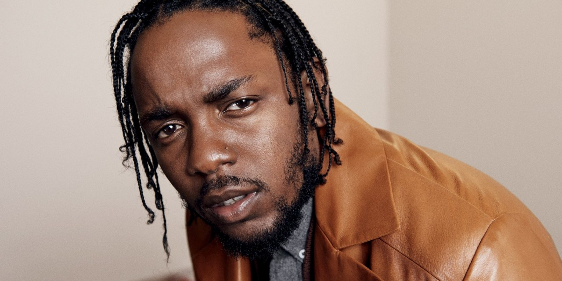 "Kendrick Lamar signs ""long-term deal"" with Broadcast Music Inc."