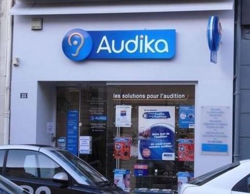 Photo du centre Audika de Marseille