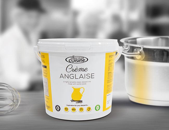 Essential Cuisine Crème Anglaise