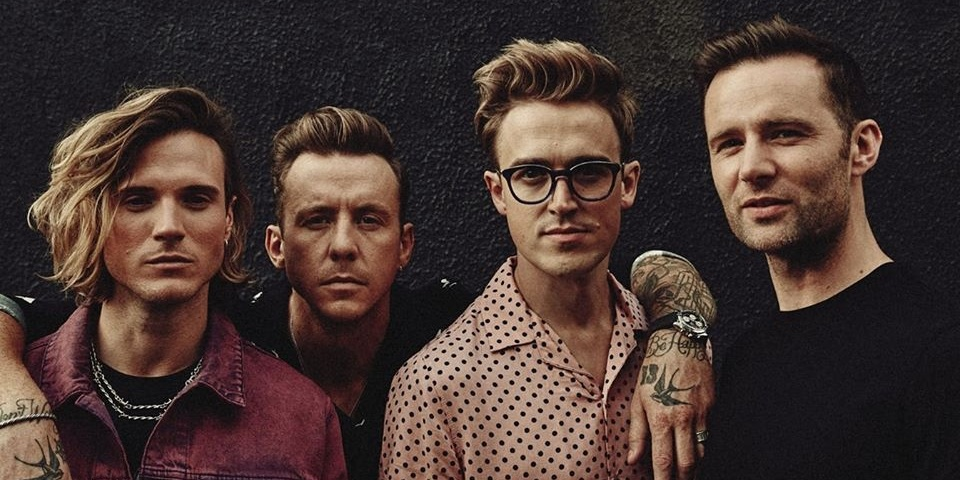 Britpop band McFly sign record deal to release new album after 10 years
