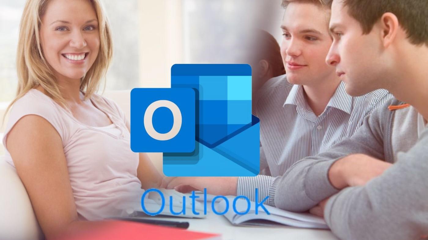 Représentation de la formation : outlook