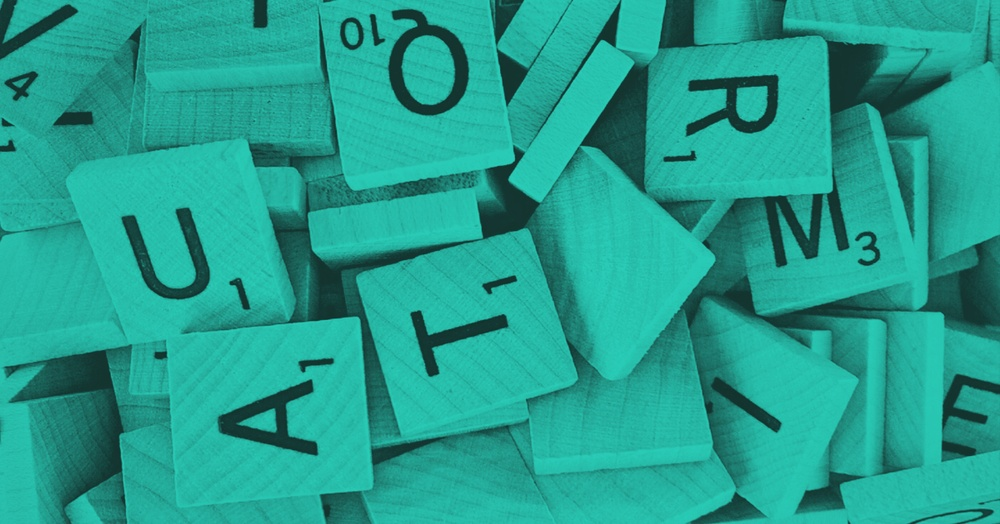 Scrabble green