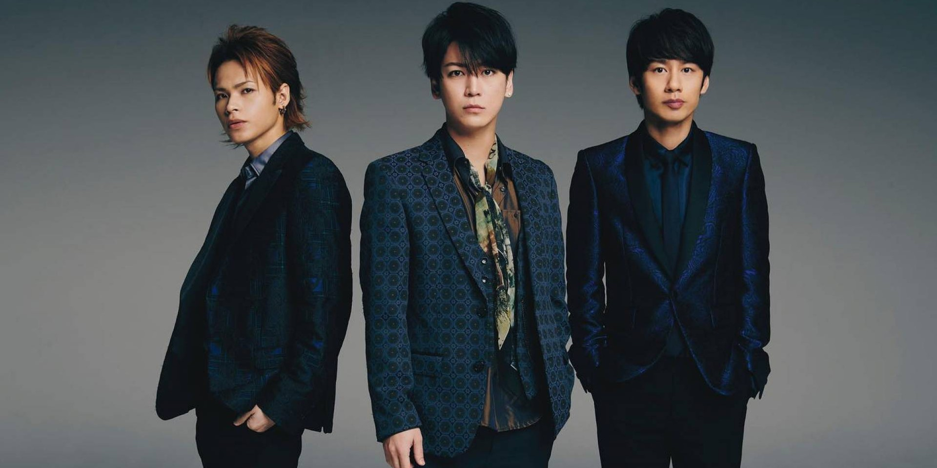J-pop act KAT-TUN to celebrate 15th anniversary with concert series and online show