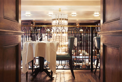 Cafe Monico Soho House