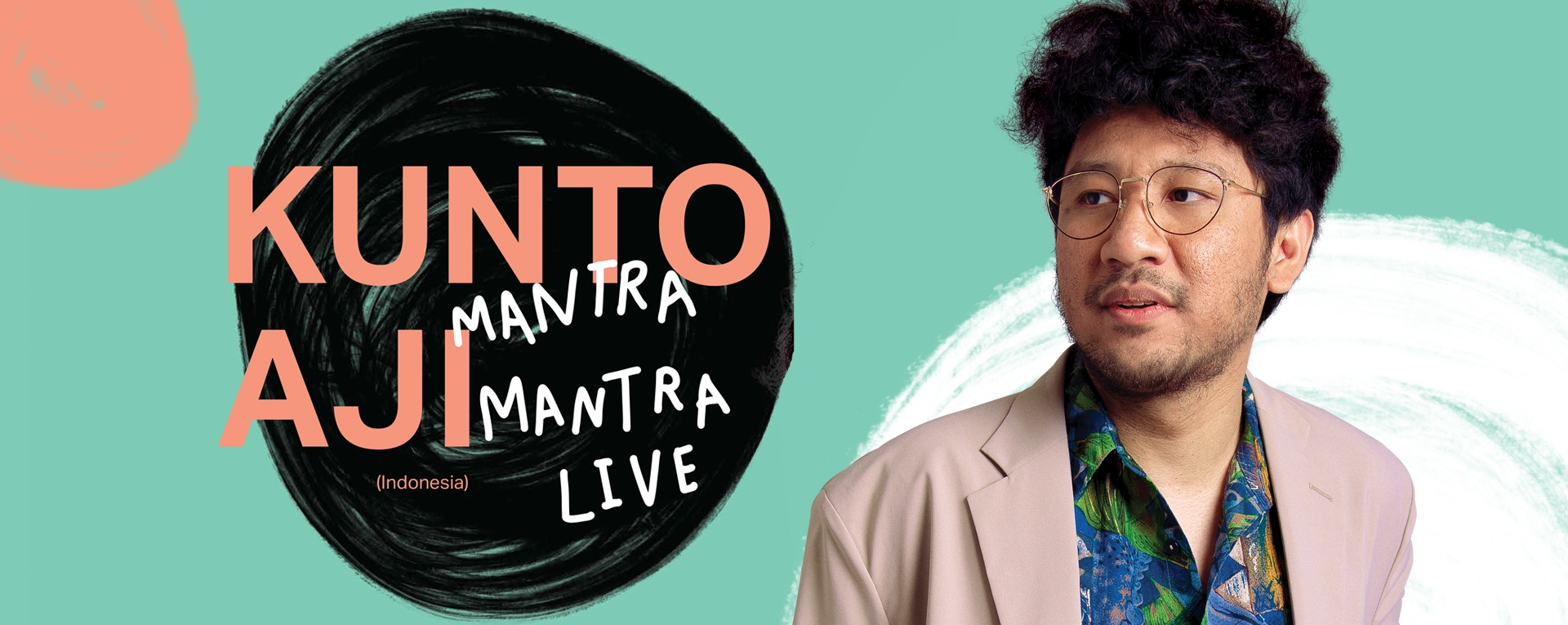 Kunto Aji – Mantra Mantra Live