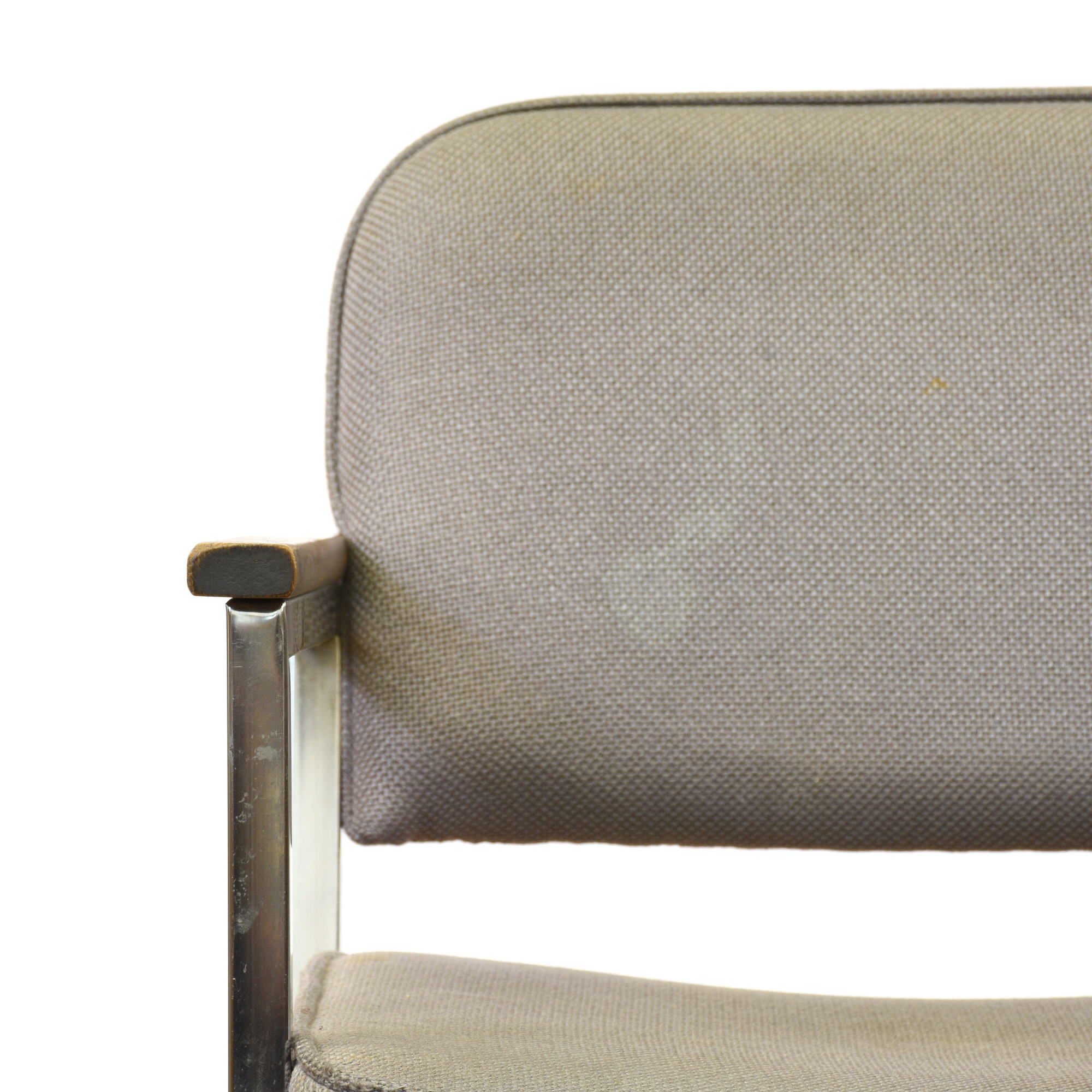 mid century modern chrome office swivel chair 95 37 this office