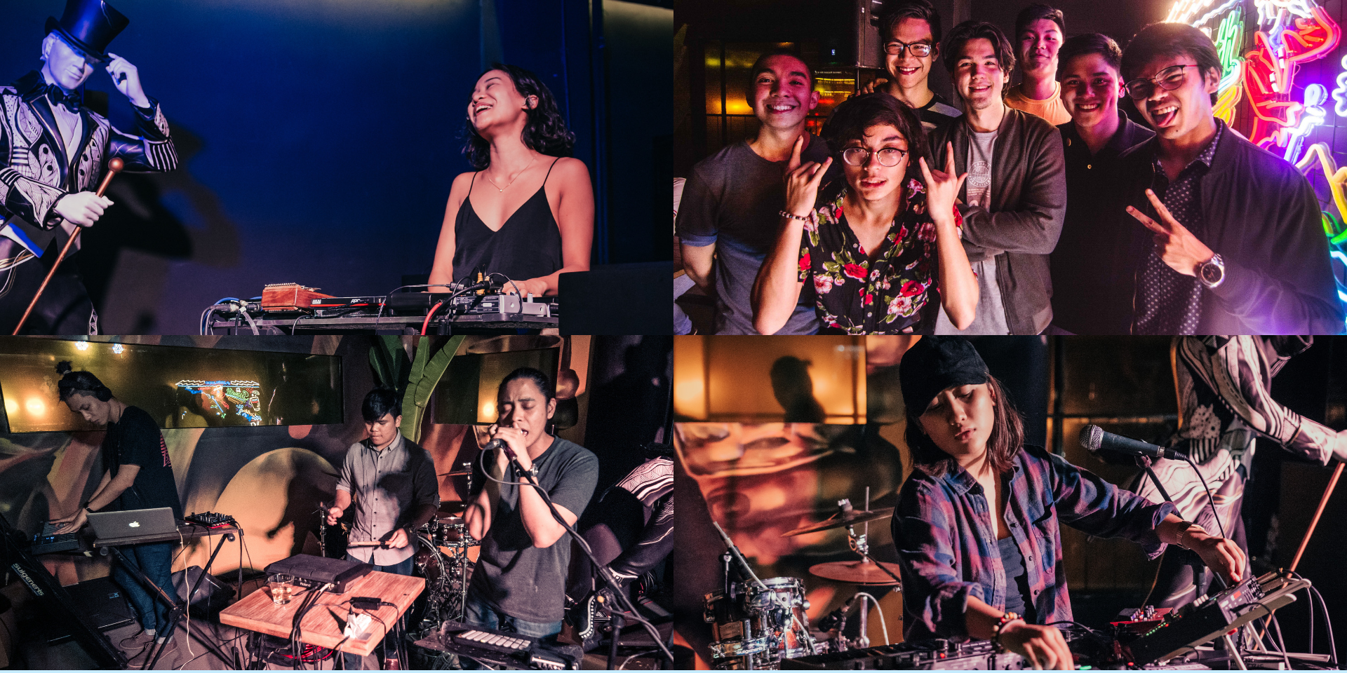 Catch your favorite music artists at this whiskey bar in Poblacion one last time this Thursday