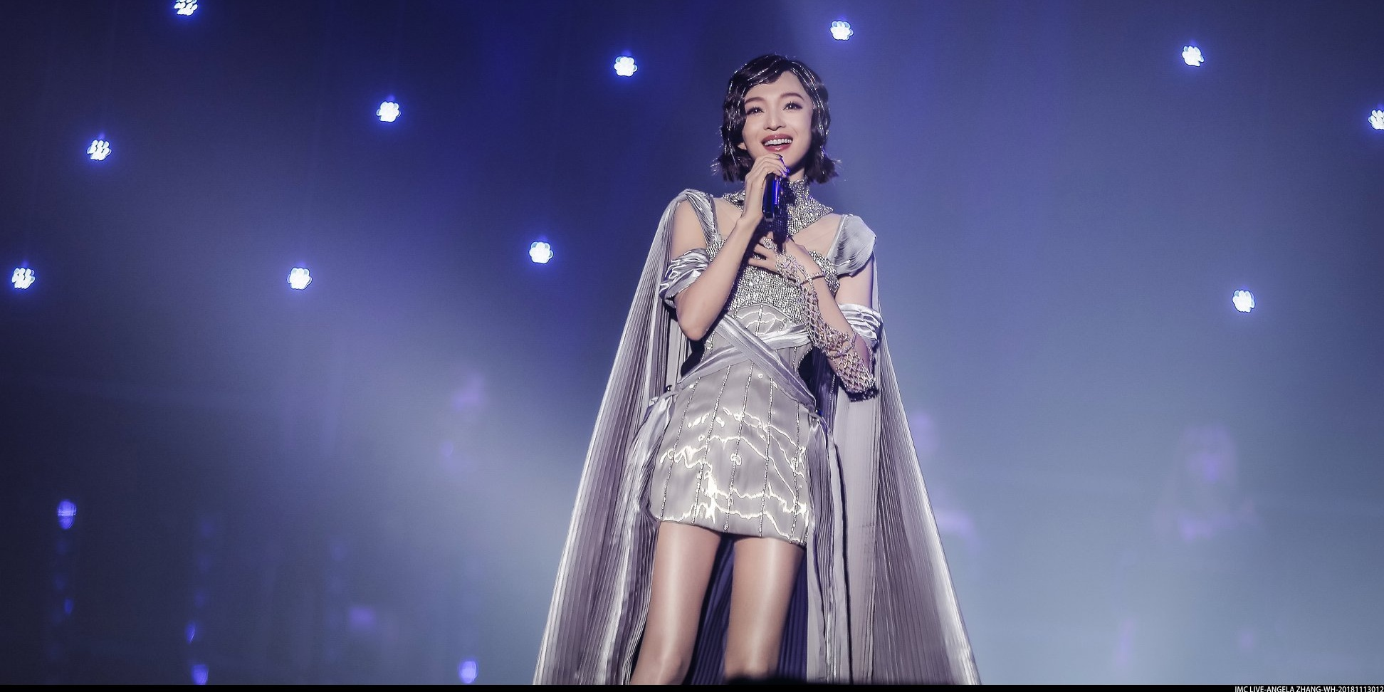 Angela Zhang Returns to Singapore with Solo Concert in 2019