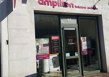 Photo du centre Amplifon de Marseille