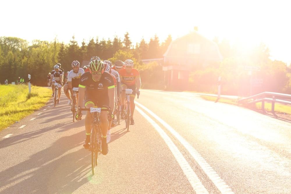 På fredag kväll och natt ger sig omkring 23 000 cyklister iväg för att cykla 30 mil runt Vättern.