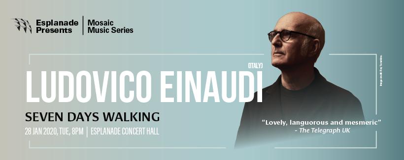 Ludivico Einaudi Seven Days Walking