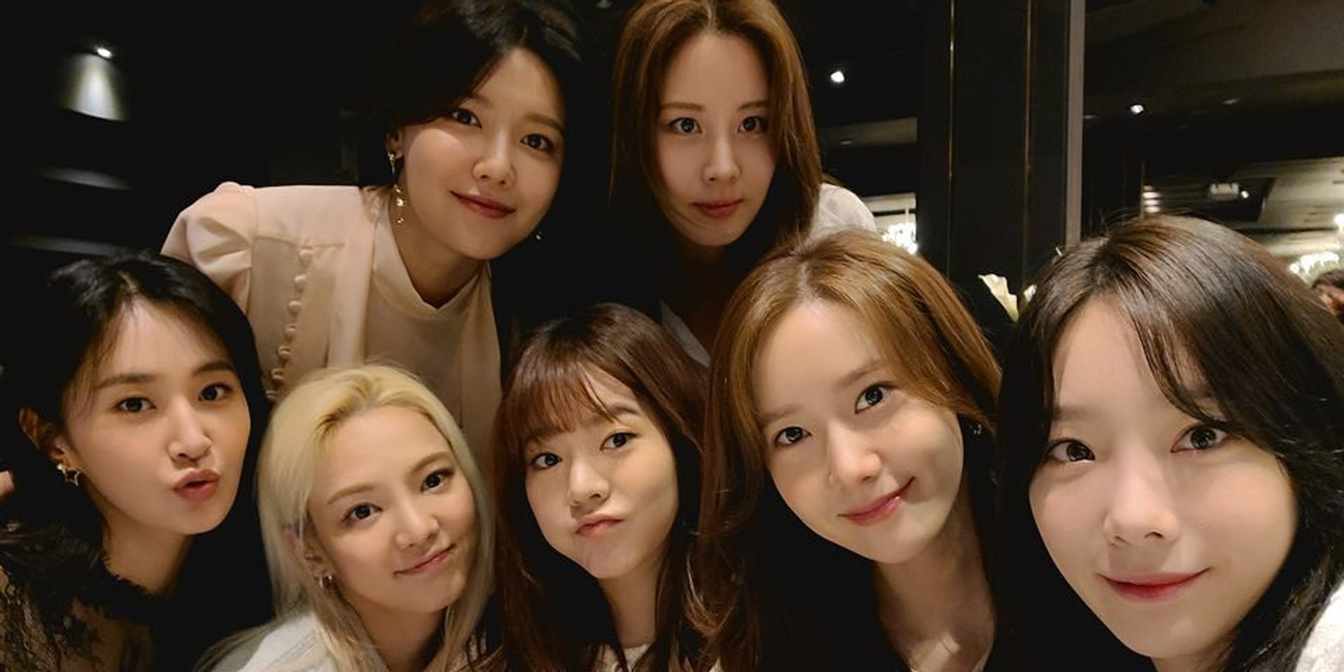 Girls' Generation made their fans' lives 'Complete' with a heartwarming reunion at their manager's wedding