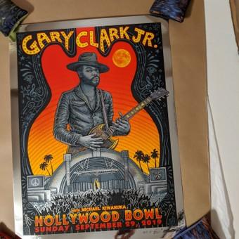 gary clark jr hollywood bowl