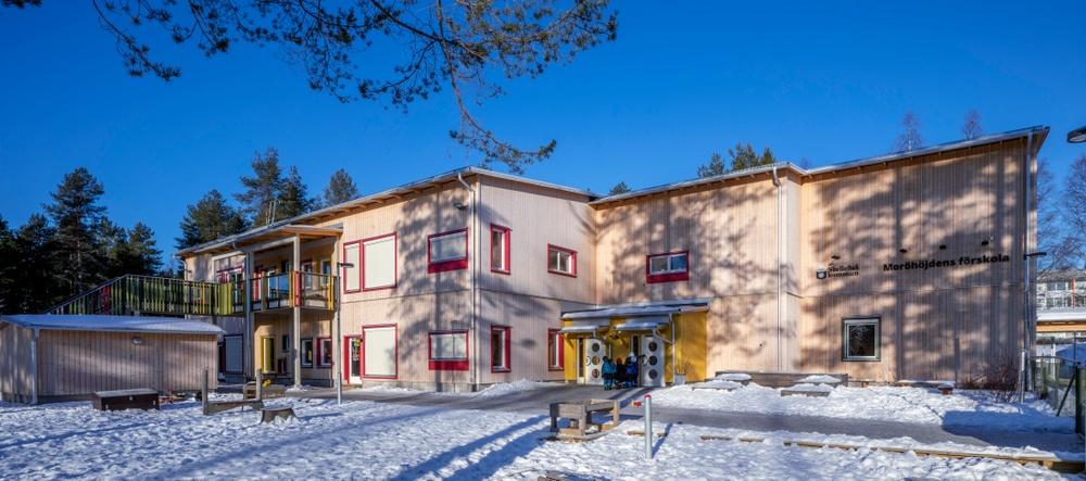 Moröhöjdens förskola i Skellefteå