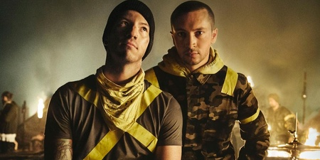 Twenty One Pilots now holds the most streamed album of all time by a group or band