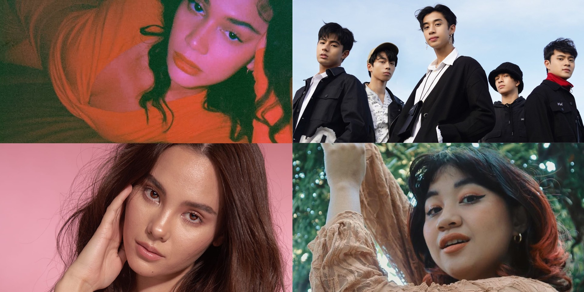 Jess Connelly, BGYO, Catriona Gray, Coeli, and more release new music – listen