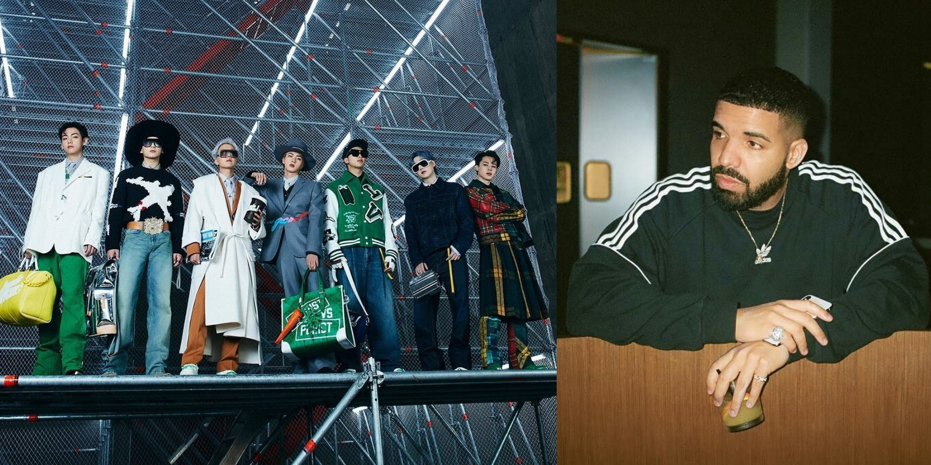 BTS, Drake, Marc Jacobs, and more design trunks to celebrate Louis Vuitton's 200th birthday
