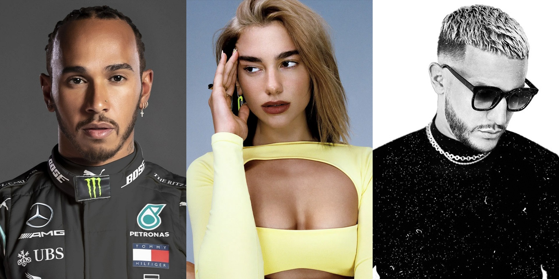 Dua Lipa, Lewis Hamilton, DJ Snake to appear as playable characters with FIFA 21's latest update