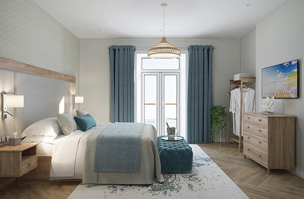 Origin bedroom